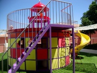 "CCV Lagos Exhibit ""The Lighthouse"" - Playground"