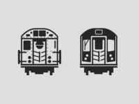 NYC Subway Icon Language - Set 1