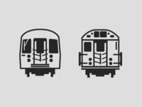 NYC Subway Icon Language - Set 2