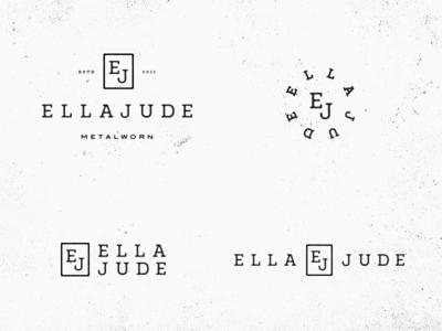 Ellajude Logo Suite