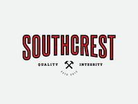 Southcrest™ Logotype B