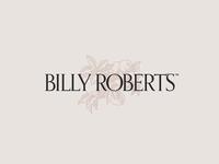 Billy Roberts Logotype WIP