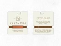 New Ellajude Bracelet Packaging
