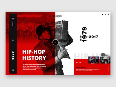 Week 1 UI Lessons- Hip Hop History