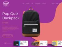 Herschel Product Page