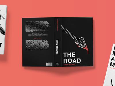 The Road Book Cover Design