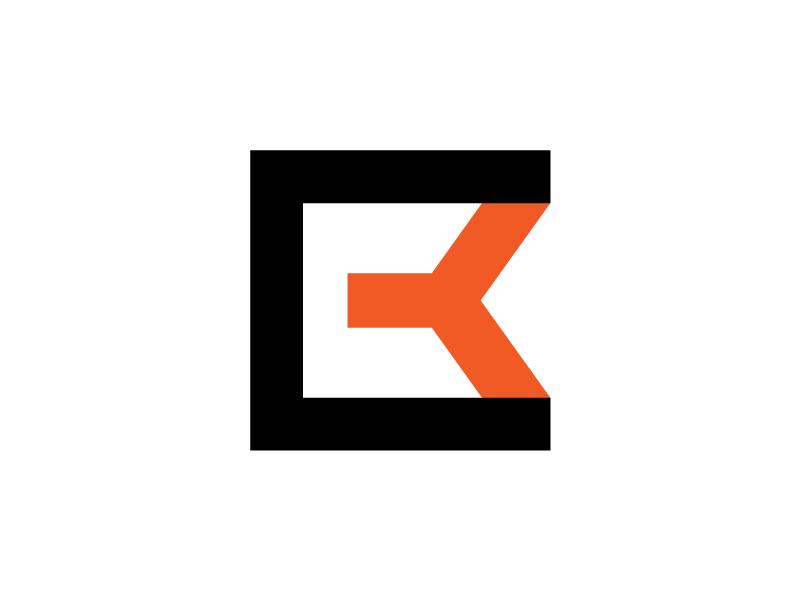 Yandiev Brothers mark symbol geliskhanov monogram logotype logo by