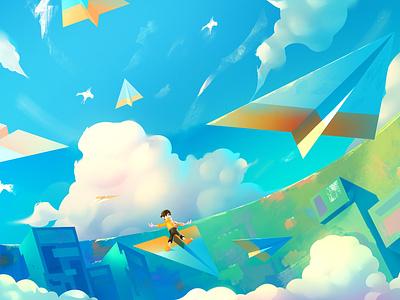 Freedom illustration