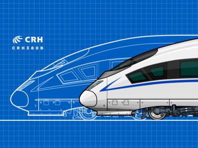 CRH380B