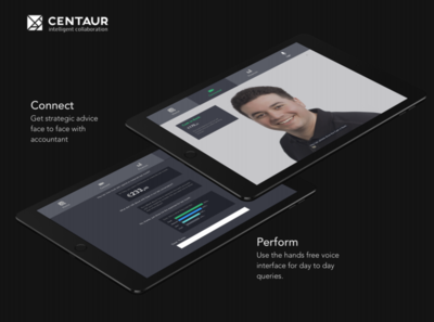 Centaur - App for Entrepreneurs and Accountants