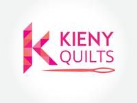 Kieny Quilts Logo