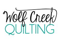 Wolf Creek Quilting Logo