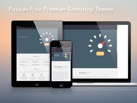 Passion Free Bootstrap Theme
