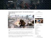 Crytek news detail