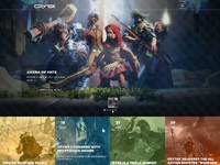 Crytek homepage3