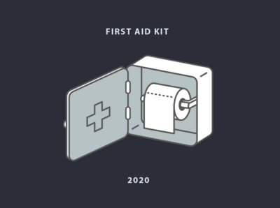 First aid kit 2020