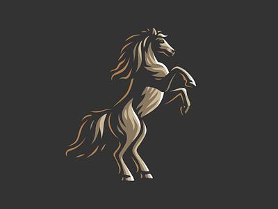 Horse animal horse