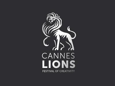 Cannes Lions logo lion