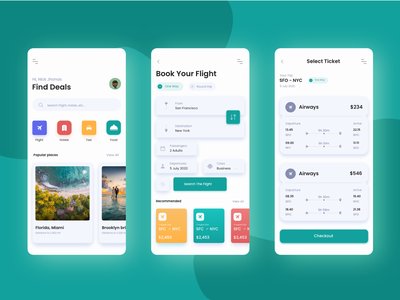 travel booking app motion graphics animation graphic design travel booking app vector logo ui illustration app 3d ux typography design branding