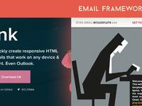 Email template frameworks