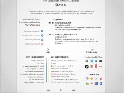 Free Creative Resume Design resume design creative free