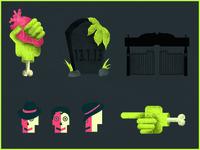 Zombie/Thriller Theme