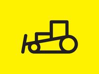 Construction Machines Icon