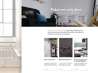 Show me your house clean minimalist design furniture space white simple elegant web webdesign flat