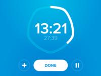 pentagon timer