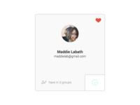 Card Profile