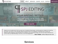 SPJ Editing – Redesign