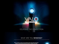 Valo Grand Landing Page