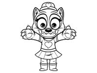 Cute Character