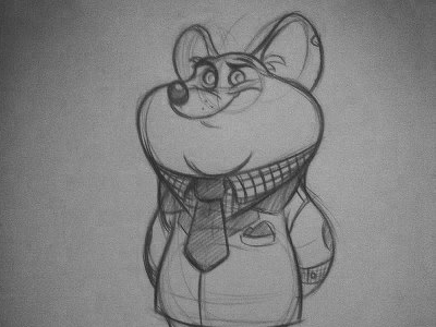 Sketch by andytoonz