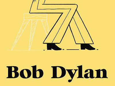 Birthday Bob (Close Up) illustration character design bob dylan artgraft sketch brushes