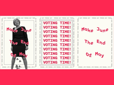 GE2017 - VOTING TIME!