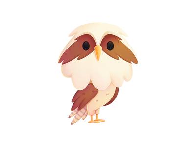 Simon halcon birds minimal procreate branding design cartoon seahawk mascot character illustration