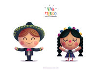 Mexican characters