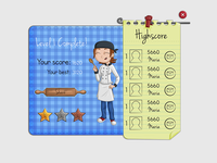Cook Hero UI
