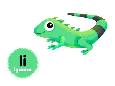 I de iguana