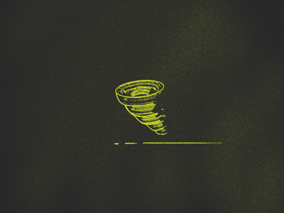 Tornado sketch sketch tornado storm procreate icon logo minimal sign symbol illustration clean weather drawing simple eye sketching sketchbook wind air clouds