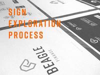 Beagle Finance Logo Exploration (Round 1)