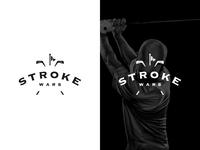Logo Stroke Wars