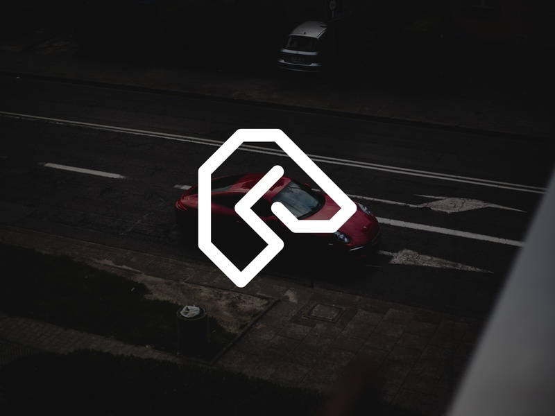 Beagle Finance - Logo client finance car beagle clean symbol minimal design sign icon logo