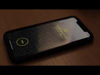 Firewatch App Concept - iOS motion