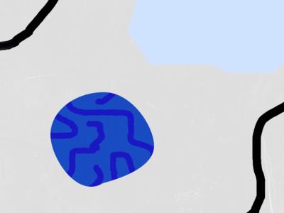 Blue Circle Thingy