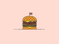 30 Minute Challenge - Burger