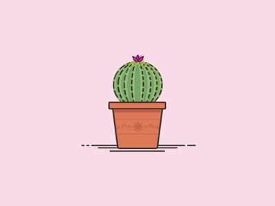 30 Minute Challenge - Potted Plant
