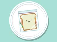 30 Minute Challenge - Puns (a ba-lonely sandwich)