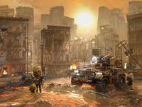 New Life_Apocalyptic Robot